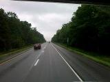 Пенсильвания, I-80 126 миля от западной границы